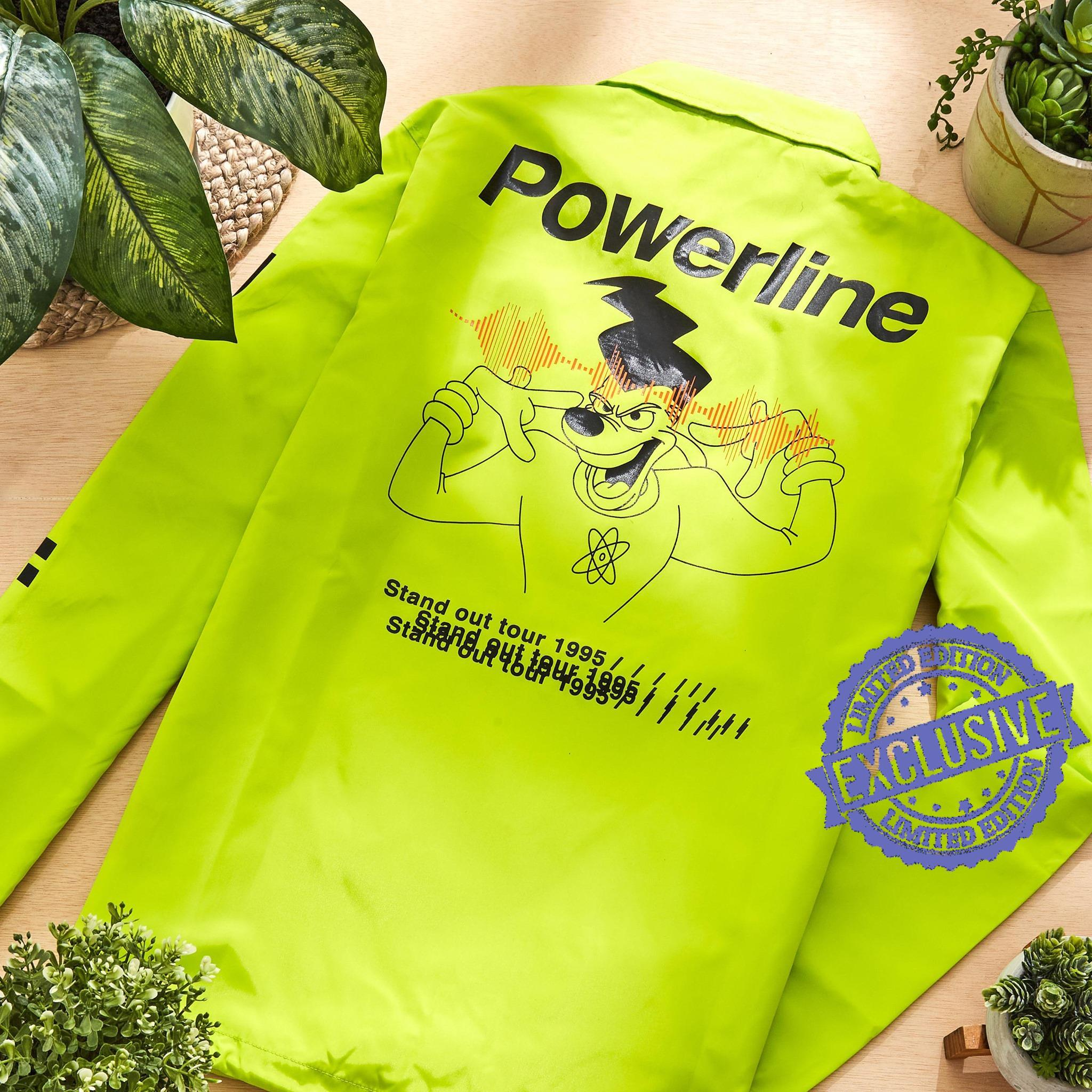 Powerline stand out tour 1995 shirt